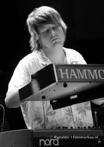 Douwe Tilstra on Hammond